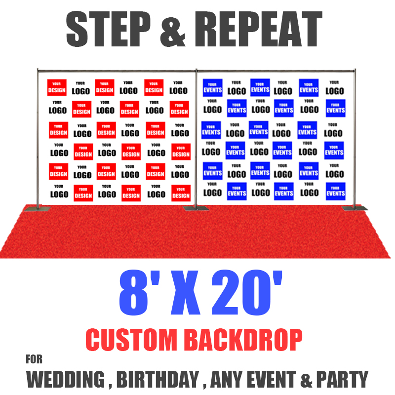 Step And Repeat Everybanners Com